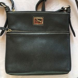 Dooney & Bourke Crossbody bag Pebbled leather
